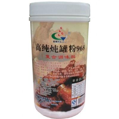 光头高纯炖罐粉968  450克/瓶