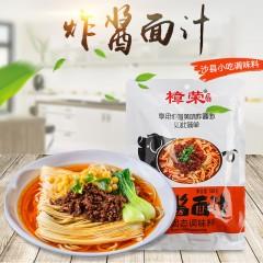 老北京炸酱面汁 沙县小吃炸酱面调料  樟荣炸酱面汁 500克