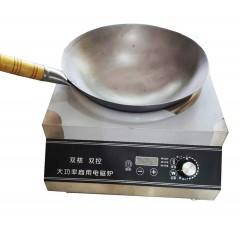 5000W 商用电磁炉 大功率 平面板  凹凸面 炒菜电磁炉 包邮
