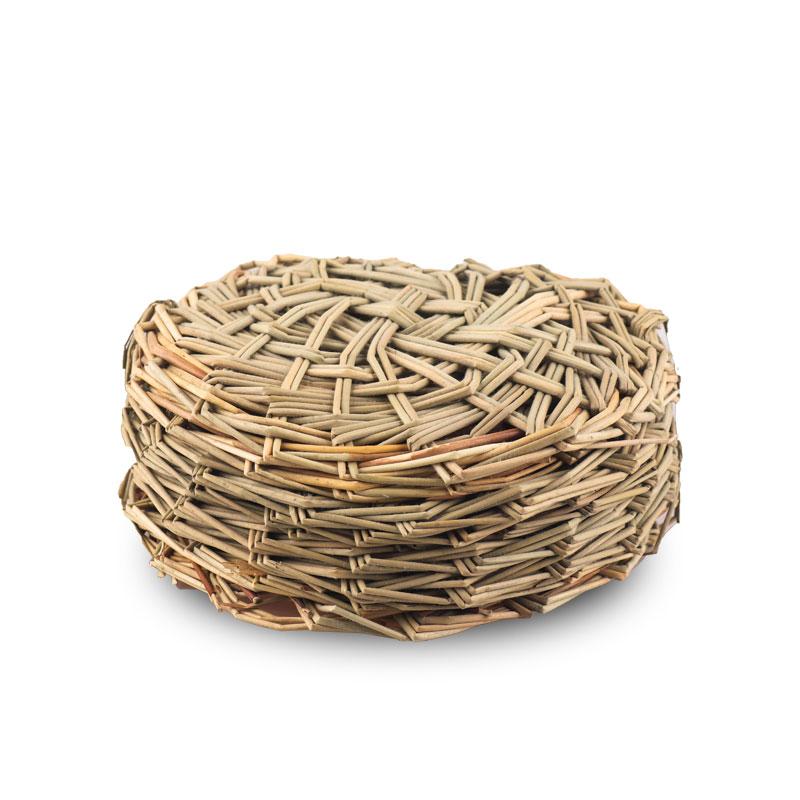 草垫 蒸饺垫 蒸笼垫 10片装