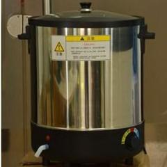 蒸饭神器大容量电饭煲大容量全自动古法蒸饭木纹色不锈钢色40L包